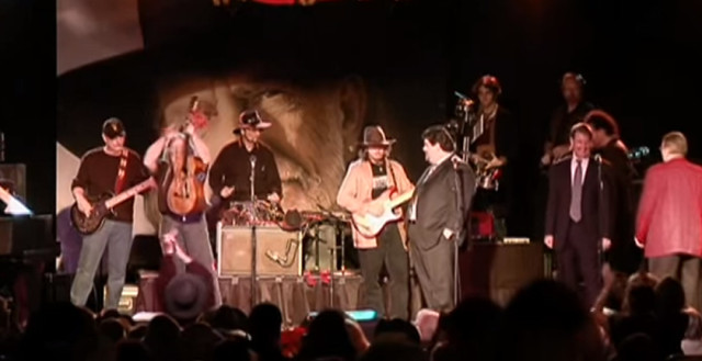 Willie Nelson and the Blackwood Quartet